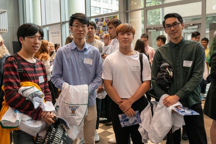 New P2 Students